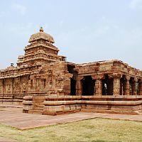 Pattadakal - Image Credit @ Wiki