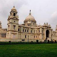 Victoria Memorial Kolkata - Image Credit @ Wikipedia