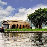 Alleppey Backwaters Honeymoon - Image Credit @ Wikipedia