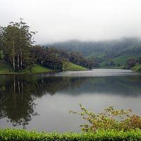 Manalar Dam At Meghamalai