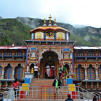 Badrinath Temple - Image Credit @ Wikipedia