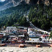 Gangotri - Image Credit @ Wikimedia Commons