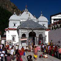 Gangotri Temple - Image Credit @ Wiki