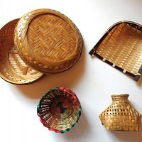 Bamboo Handicrafts Of Arunachal Pradesh