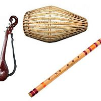 Bengali Folk Musical Instruments