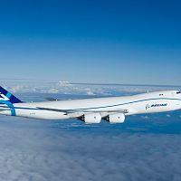 7th Fastest Passenger Plane in the World Boeing 747-8