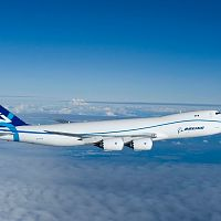 7th Fastest Passenger Plane in the World Boeing 747-8