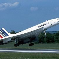 2nd Fastest Passenger Plane in the World Concorde