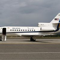 5th Fastest Passenger Plane in the World Dassault Falcon 900 EX